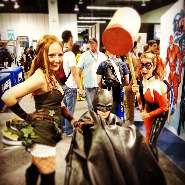 Harley Quinn WonderCon 2014