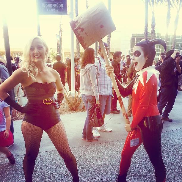 Harley Quinn WonderCon 2013