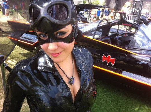 Catwoman SDCC 2012