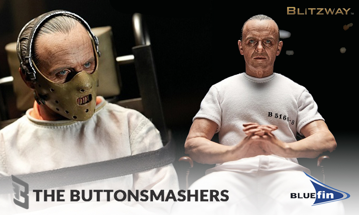 These Realistic Hannibal Lecter Figures Are Terrifyingly Amazing!