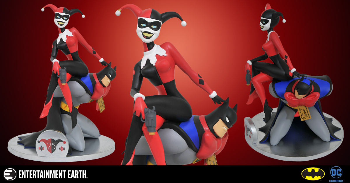 25 Harley Quinn-Centric Collectibles to Celebrate Her 25 Years