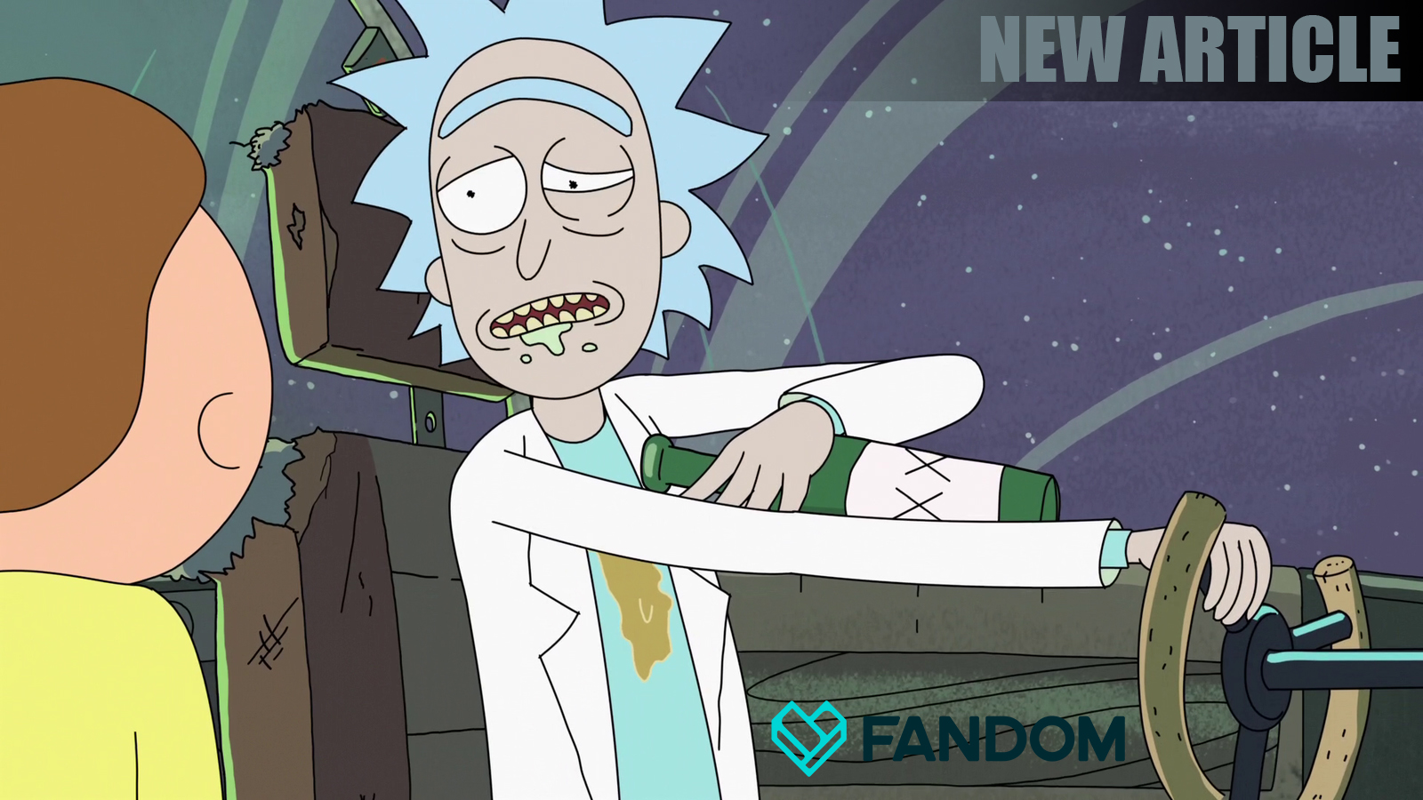 THE 10 RICKEST RICKS FROM 'RICK AND MORTY'